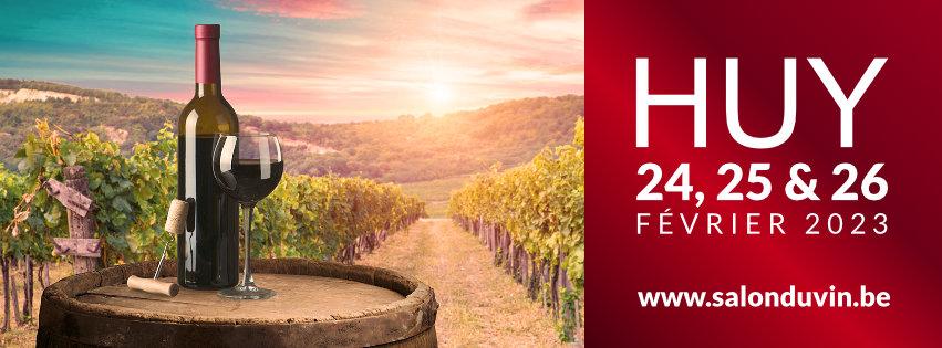 Salon du vin Belgique
